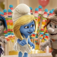 The Smurfs 2 Movie Wallpaper