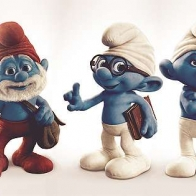 The Smurfs Cover
