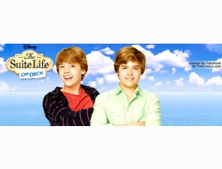 The Suite Life On Deck Cover
