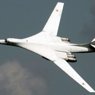 The Tupolev Tu 160 Wallpaper