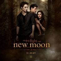 The Twilight New Moon Movie Wallpapers