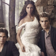 The Vampire Diaries 3 Wallpaper