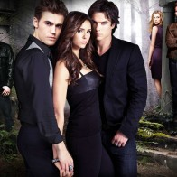 The Vampire Diaries Season 2 Wallpaper