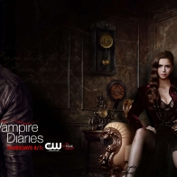 The Vampire Diaries Season 4 Wallpaper