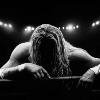 The Wrestler Bw Wide Wallpaper