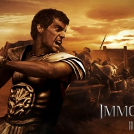 Theseus Immortals Wallpaper
