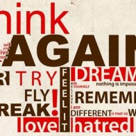 Think Again Facebook Timeline Cover