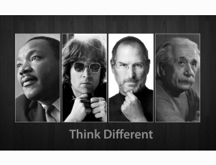 Think Different