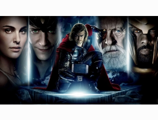 Thor Movie Multi Monitor Wallpapers