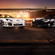 Tikt Chevrolet Corvette C6 Zr1 Tripple X 4 Hd Wallpapers