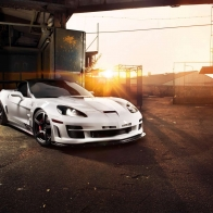 Tikt Chevrolet Corvette C6 Zr1 Tripple X Hd Wallpapers