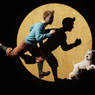 Tintin And Snowy In The Adventures Of Tintin Wallpapers