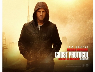 Tom Cruise In Mission Impossible 4 Wallpapers