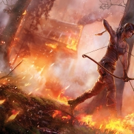 Tomb Raider 2013 Game Wallpaper