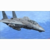 Tomcat At Mach 2 Wallpaper