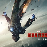 Tony Stark In Iron Man 3 Hd Wallpapers
