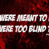Download too blind to see cover, too blind to see cover  Wallpaper download for Desktop, PC, Laptop. too blind to see cover HD Wallpapers, High Definition Quality Wallpapers of too blind to see cover.
