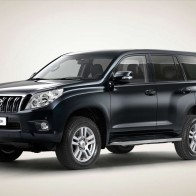 Toyota All New Land Cruiser Wallpapers