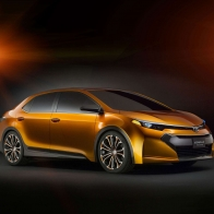 Toyota Corolla Furia Wallpapers