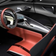 Toyota Ft Hs 2007 Interior Wallpapers