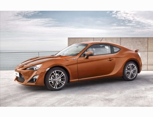 Toyota Gt 86 2012 Wallpapers