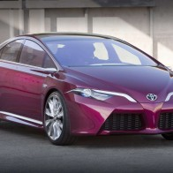 Toyota Ns4 Concept 2012 Wallpapers