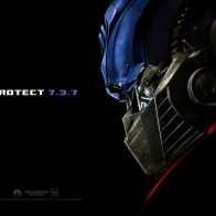 Transformer Autobot Protect Wallpaper