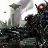 Transformers 3 Shockwave Wallpapers