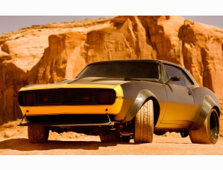 Transformers 4 Bumblebee Camaro Hd Wallpapers