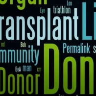 Transplant Donate Cover