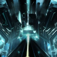 Tron City Wallpapers