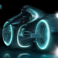 Tron Legacy Light Cycle Wallpapers