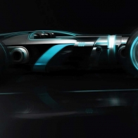 Tron Super Lightcycle Hd Wallpapers