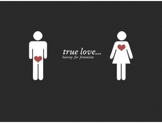 True Love Wallpaper