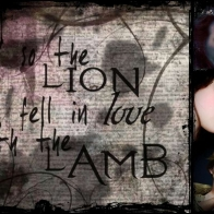 Twilight Lion And Lamb Wallpaper