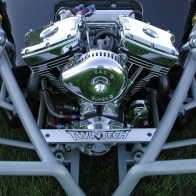Twintech V Twin Engine 2007 Wallpaper