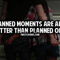 Unplanned Moments Cover