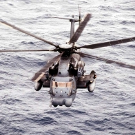 Usaf Mh 53j Pave Low Iii Helicopter Wallpaper