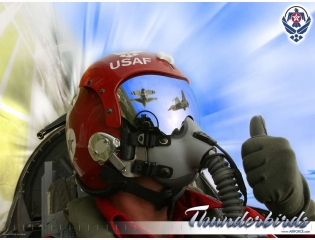 Usaf Thunderbird Wallpaper
