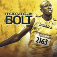 Usain Bolt Cover