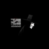 V For Vendetta Movie Wallpaper