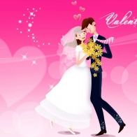 Valentine Day Love Dance