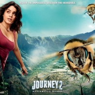 Vanessa Hudgens In Journey Mysterious Island Wallpapers