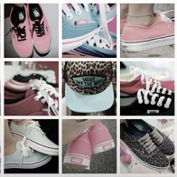Vans Collage Cover