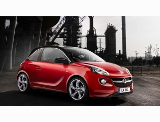 Vauxhall Adam 2013 Hd Wallpapers