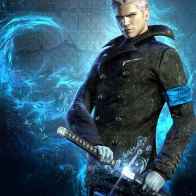 Vergil Dmc Game Wallpaper