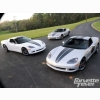 Vettes Of 3 Wallpaper