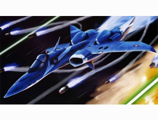 Vf 1 Valkyrie Fighter Wallpapers