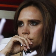 Victoria Beckham Choked Back Tears As She Watches Husband David Beckham His Final Football Match Wallpapers