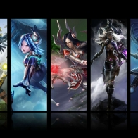 Video Game League Of Legends Wallpaper